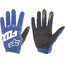Fox Dirtpaw Race Gloves Men Blue